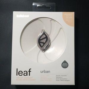 Unopened Silver BellaBeat Leaf Urban